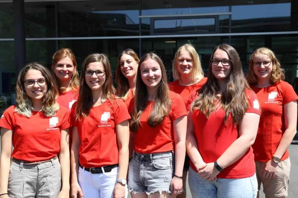 ALP-Mentorinnen am RheinAhrCampus