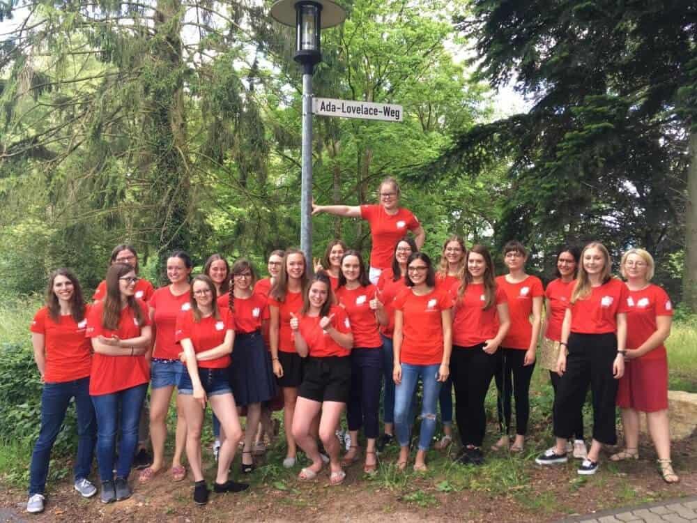 Das Mentorinnen-Team des Projektstandorts Trier