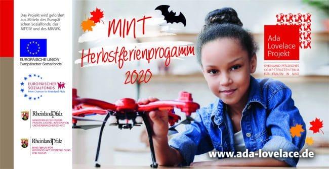 Flyer Herbstferienprogramm 2020