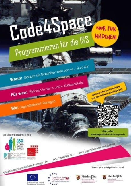 Code4space Flyer